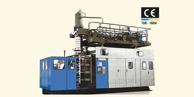 TDB-160 W Plastik İşleme Makinesi