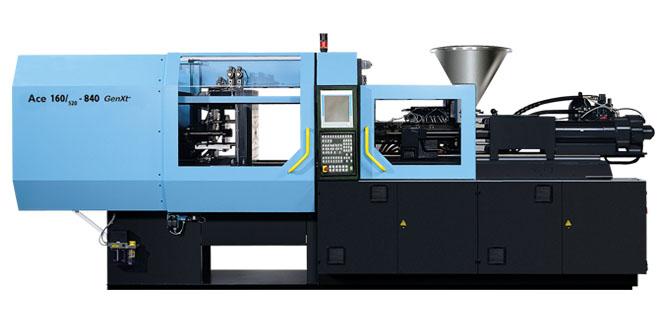 Ace GenXt Plastik Enjekiyon Makinesi