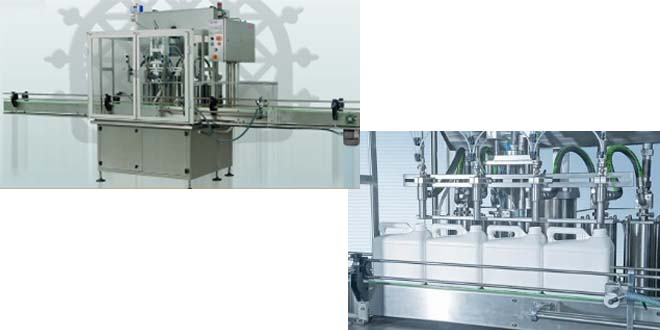 HM SDM 004 - Tam Otomatik Lineer Dolum Makinası