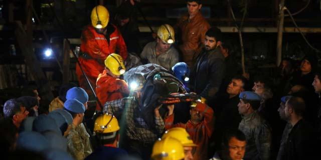 Soma'da Maden Faciası