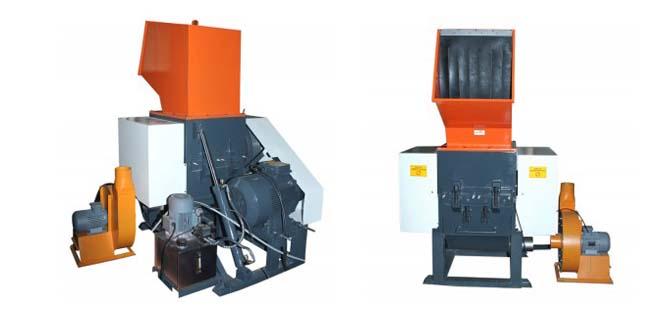 KM Serisi Plastik Kırma Makineleri