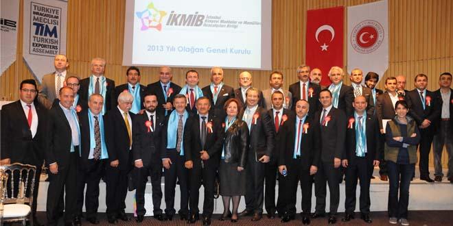 İKMİB Başkanı Yeniden Murat Akyüz Oldu