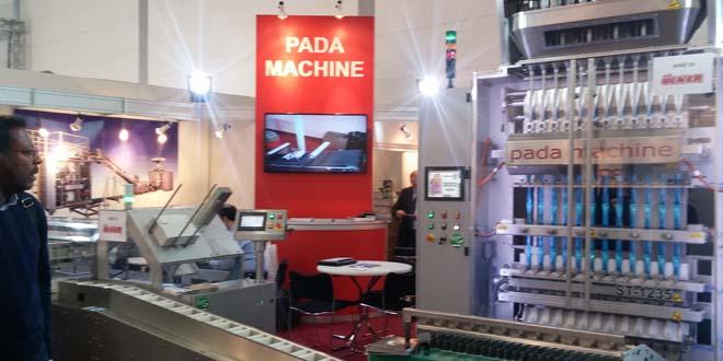 Pada Makine Interpack 2014 Fuarı'nda Yerini Aldı!