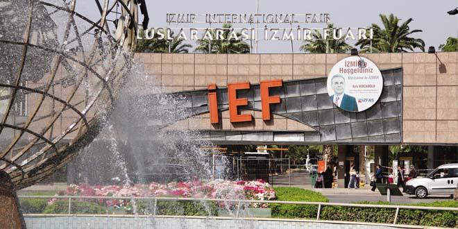 İzmir Fuar Çoşkusuna Hazırlanıyor