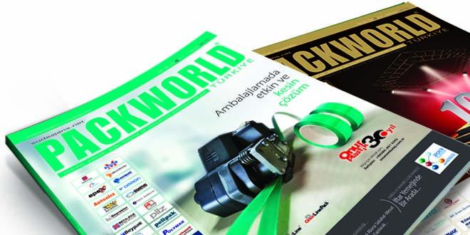 Packworld Türkiye Dergisi IPACK 2014 Fuarı'nda! Hiçbir Ücret Ödemeden...