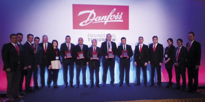 Danfoss Türkiye Bayiler Toplantısı Gerçekleştirildi