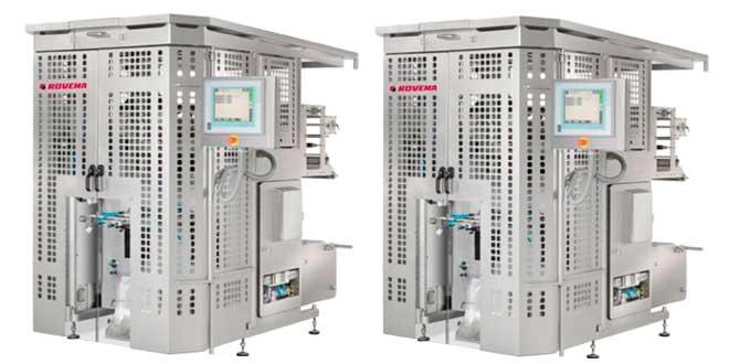 Dondurulmuş Gıda Sektörü İçin Yeni Makine Modeli: BVC 400