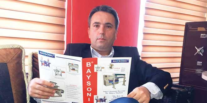 Ultrasonik Kaynak Yönetiminde Bir İsim: BAYSONIC