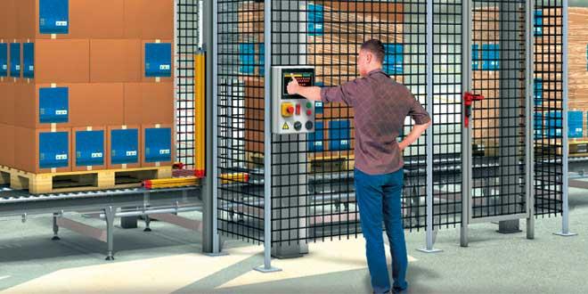 Omron'dan Makine Güvenlik Kontrolü ve Görselleştirme Çözümü