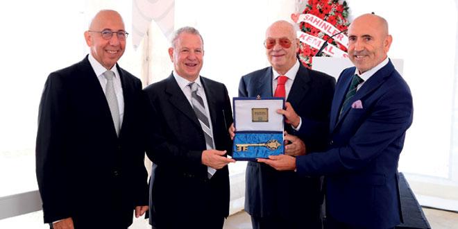 Korozo, Türkiye'ye Değer Katacak Yeni Fabrikasının Temelini Attı