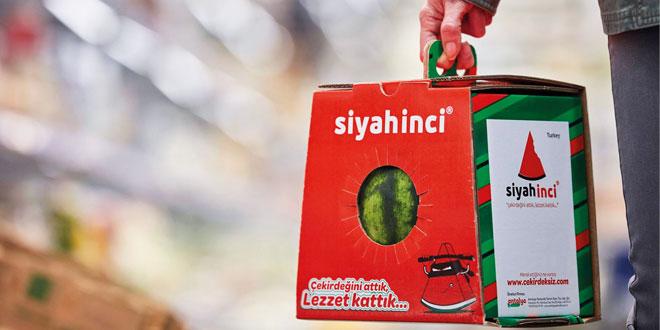 Mondi'nin Karpuzun Rüyası (Watermelon'sDream) Projesi ile Karpuzlar Marketten Eve Daha Kolay Taşınabilecek...
